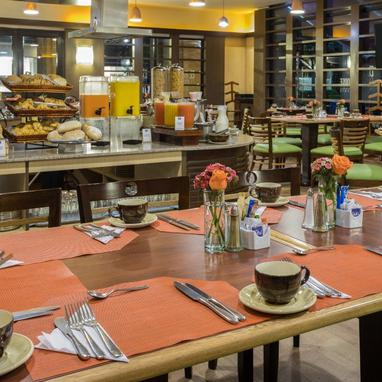 El Paso Steak House Restaurant GHL Capital Hotel Bogota